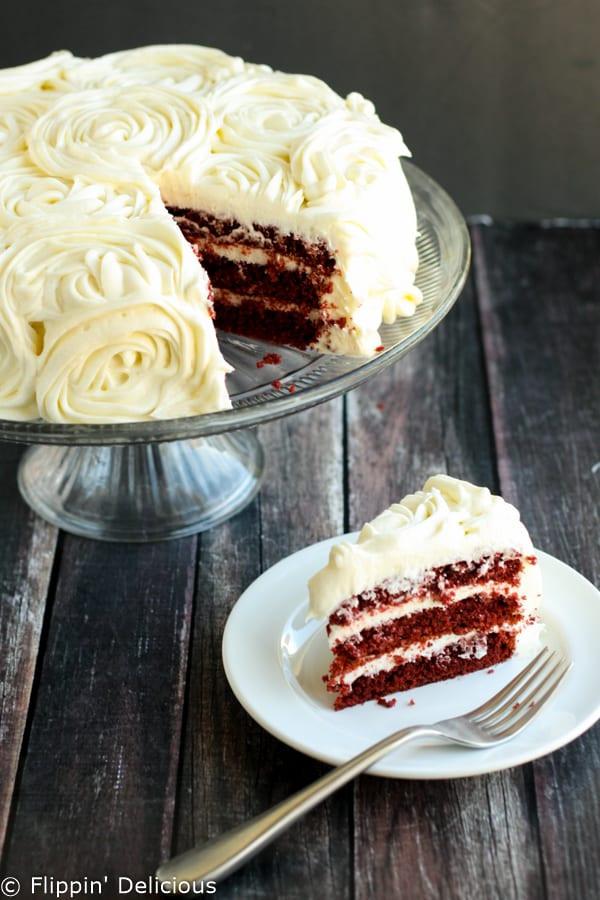 Gluten Free Red Velvet Cake  BEST Gluten Free Red Velvet Cupcakes