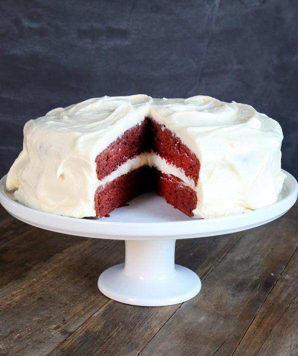 Gluten Free Red Velvet Cake  Classic Gluten Free Red Velvet Cake ⋆ Great gluten free