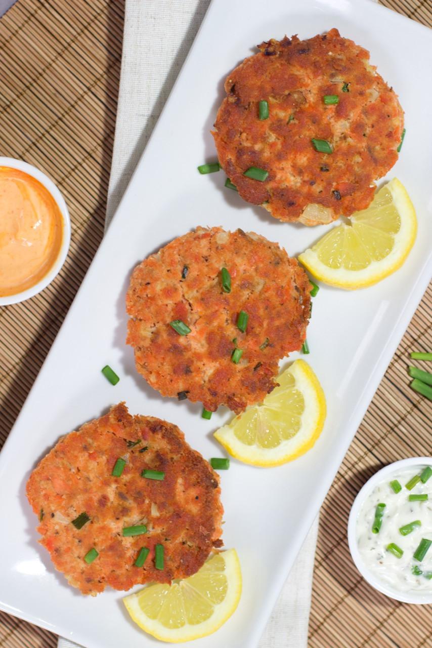 Gluten Free Salmon Recipes  gluten free salmon croquettes