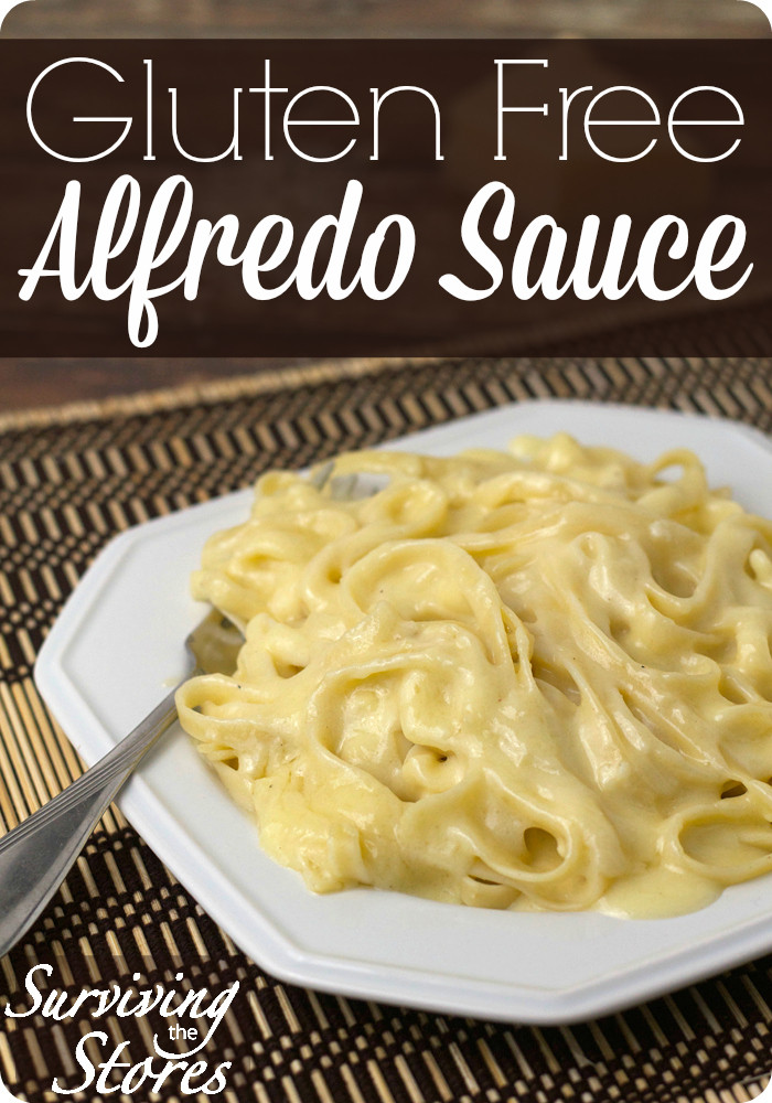 Gluten Free Sauce Recipes  Gluten Free Alfredo Sauce Recipe