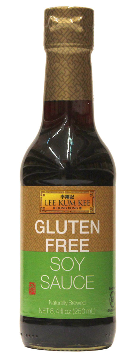 Gluten Free Sauces  The plete Guide to Soy Suaces