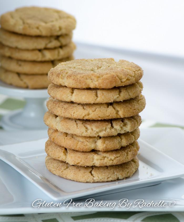 Gluten Free Snickerdoodles Recipe  Gluten Free Baking By Rachelle Gluten Free Vegan