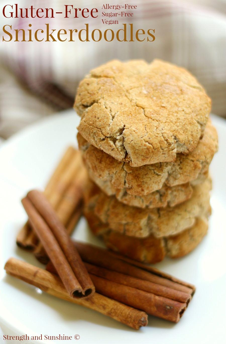 Gluten Free Snickerdoodles Recipe  Gluten Free Snickerdoodles