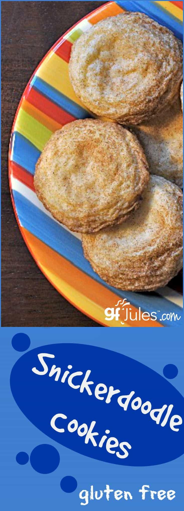 Gluten Free Snickerdoodles Recipe  Gluten Free Snickerdoodles Recipe gfJules