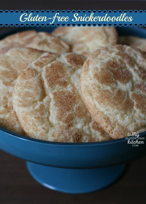Gluten Free Snickerdoodles Recipe  Snickerdoodles Gluten free