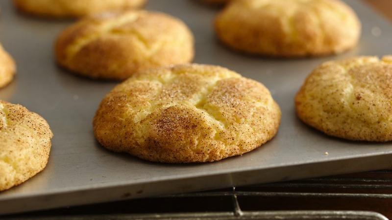 Gluten Free Snickerdoodles Recipe  Gluten Free Snickerdoodles recipe from Betty Crocker