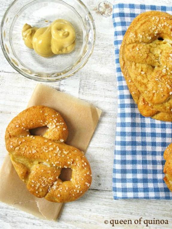 Gluten Free Soft Pretzels Recipe  Best Gluten Free Bagel Recipes Plus Croissants and More