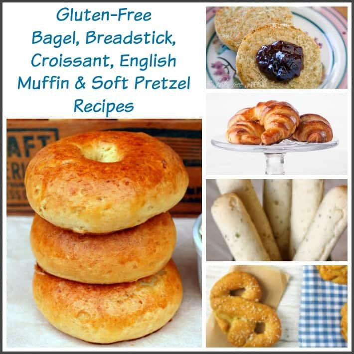 Gluten Free Soft Pretzels Recipe  Gluten Free Bread Recipes