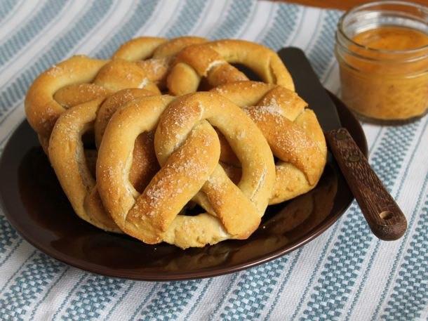 Gluten Free Soft Pretzels Recipe  How to Make Chewy Gluten Free Soft Pretzels Gluten Free