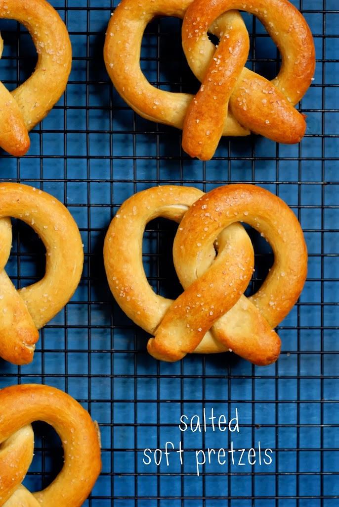 Gluten Free Soft Pretzels Recipe  Salted Soft Pretzels kumquat