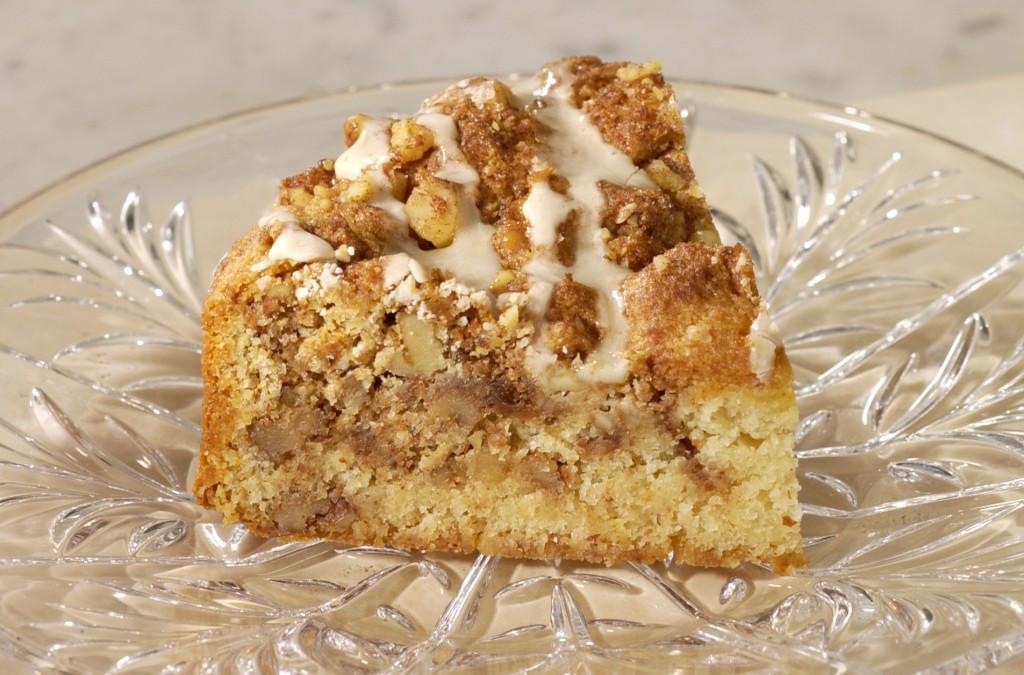 Gluten Free Sour Cream Coffee Cake  Sour Cream Coffee Cake