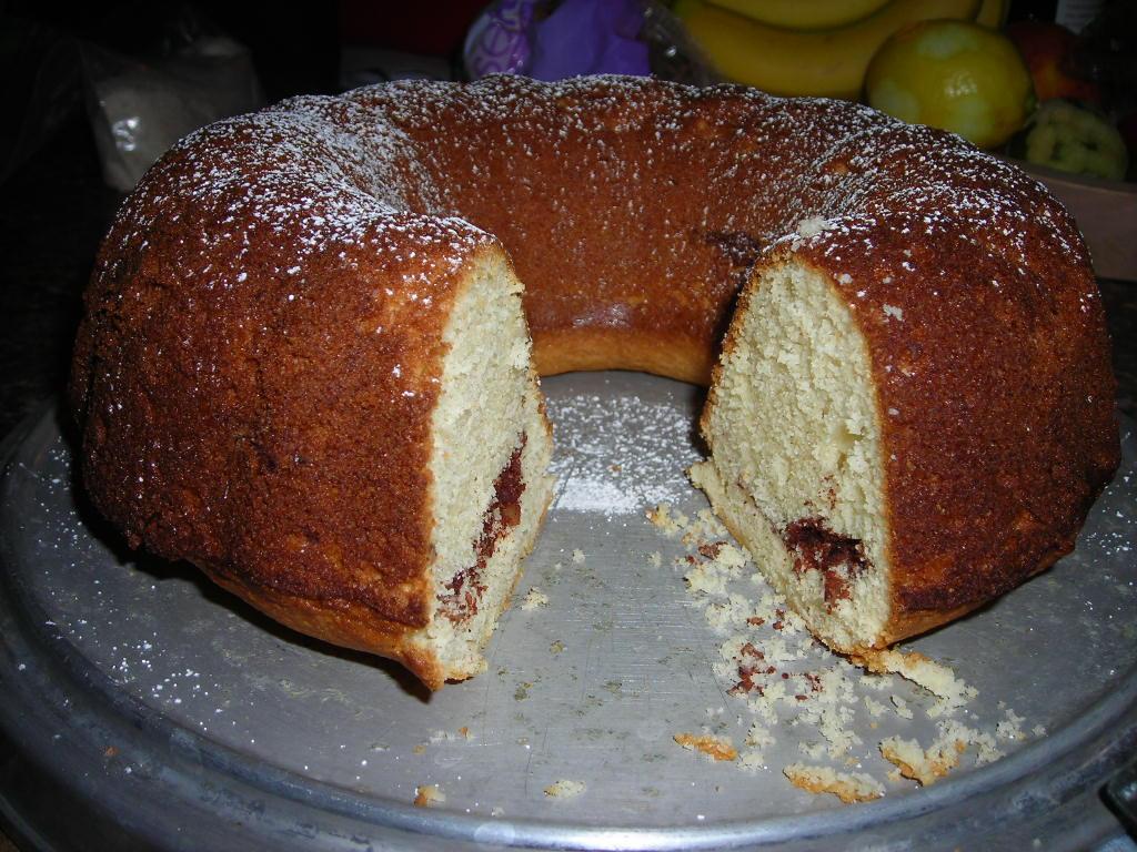 Gluten Free Sour Cream Coffee Cake  The Gluten Free Gourmet Gluten Free Sour Cream Coffee Cake