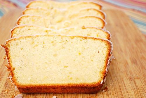 Gluten Free Sour Cream Pound Cake  What s Cookin Chicago Sour Cream & Meyer Lemon Pound Cake