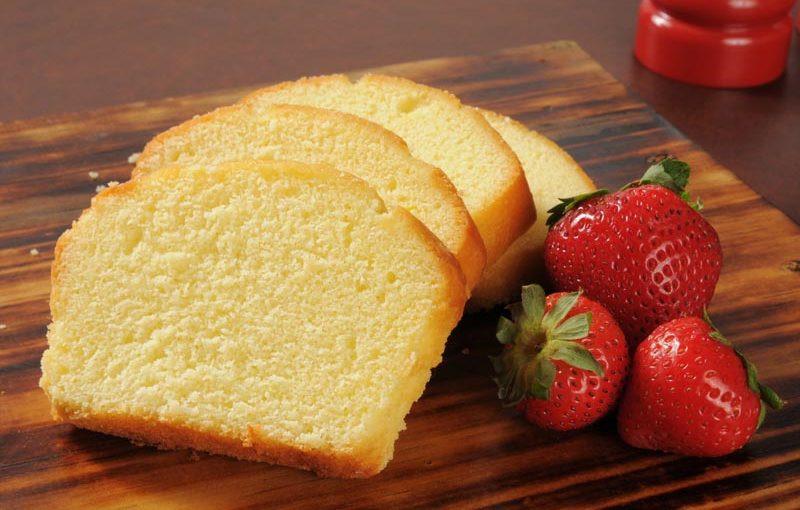 Gluten Free Sour Cream Pound Cake  Gluten Free Dessert Recipes