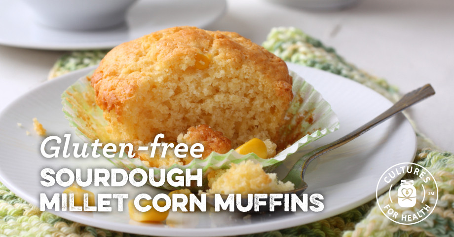 Gluten Free Sourdough Bread For Sale  Gluten free Sourdough Millet Corn Muffins Recipe