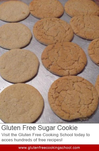 Gluten Free Sugar Cookie Recipes  To Cream or Not Gluten Free Sugar Cookie Recipe Recipe
