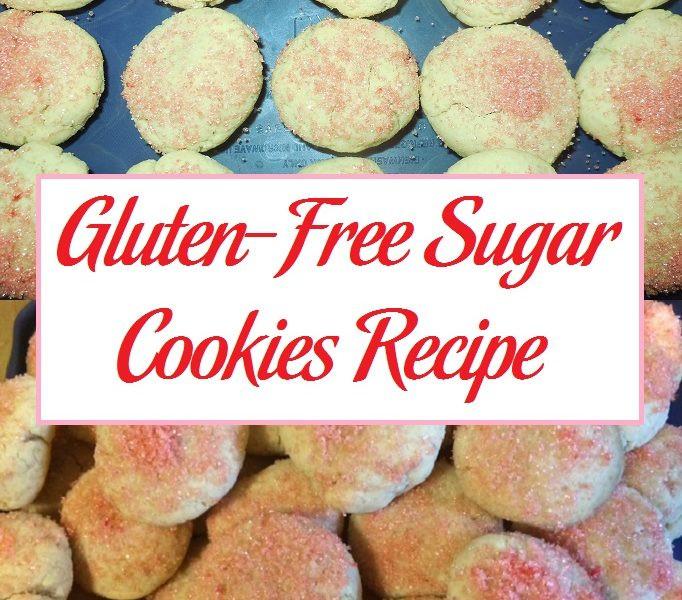 Gluten Free Sugar Cookie Recipes  Gluten Free Sugar Cookies Recipe