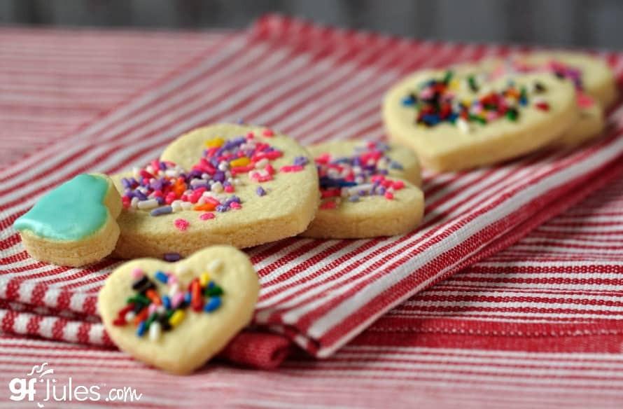 Gluten Free Sugar Cookie Recipes  Gluten Free Cut Out Sugar Cookie Recipe by gfJules