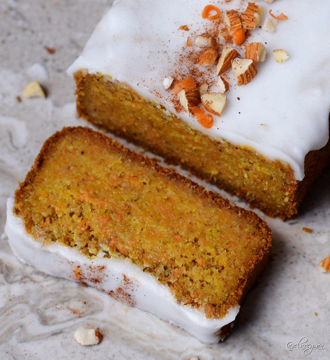 Gluten Free Sugar Free Carrot Cake  Vegan gluten free carrot cake recipe