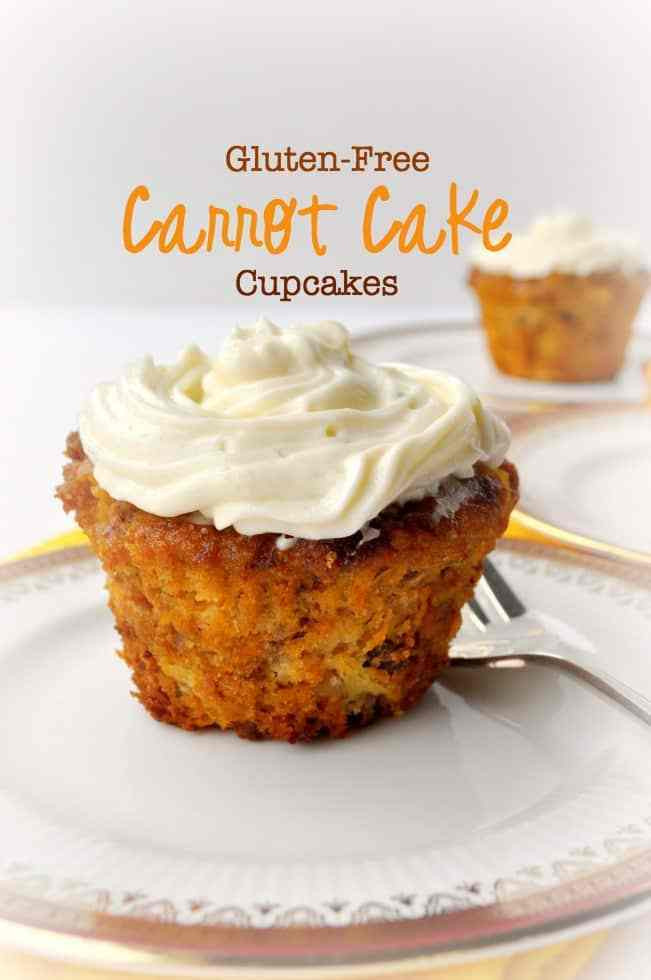 Gluten Free Sugar Free Carrot Cake  Gluten Free Carrot Cake Cupcakes Flavour and Savour