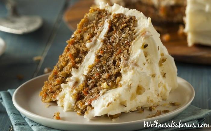 Gluten Free Sugar Free Carrot Cake  Gluten Free Carrot Cake Recipe with Sugar Free Cream