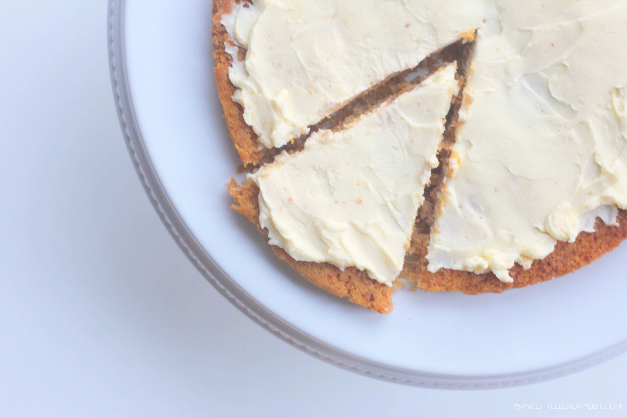 Gluten Free Sugar Free Carrot Cake  Gluten free sugar free carrot and pineapple cake little