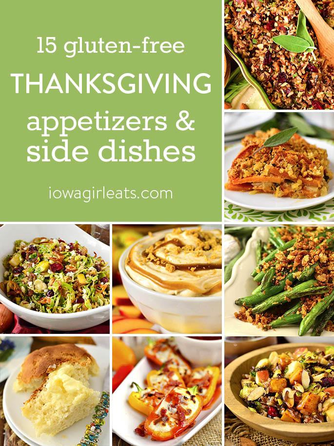 Gluten Free Thanksgiving Appetizers  15 Gluten Free Thanksgiving Appetizers and Side Dishes