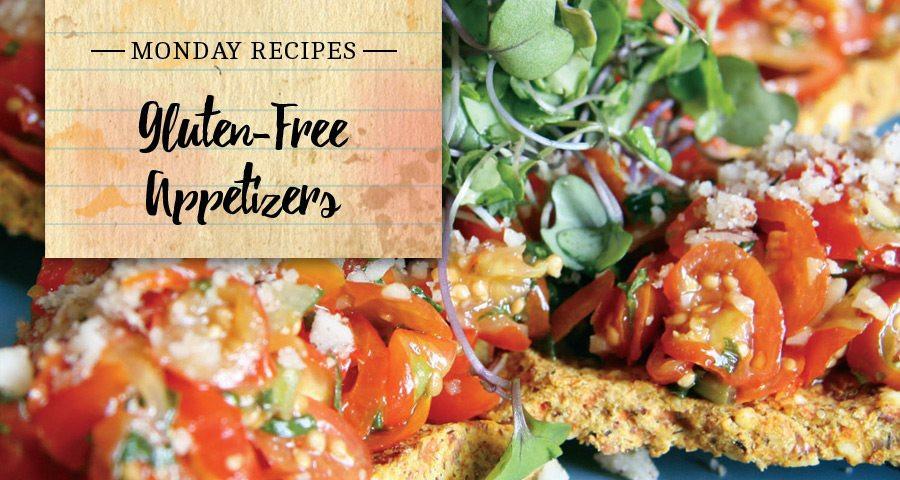 Gluten Free Thanksgiving Appetizers  Recipe Monday Gluten Free Appetizers North Atlantic Books