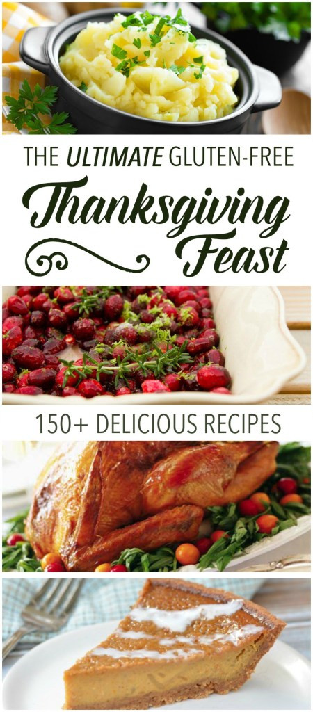 Gluten Free Thanksgiving Appetizers  The Ultimate Gluten Free Thanksgiving Feast
