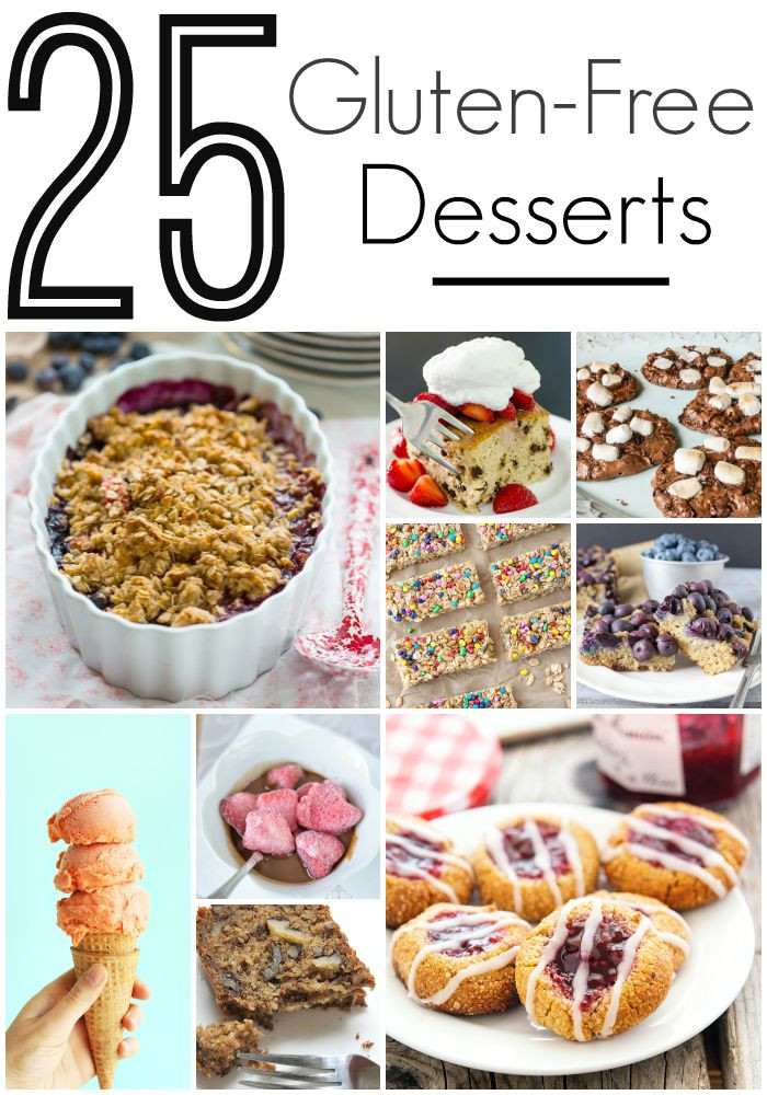 Gluten Free Treats Recipes  Delicious and easy to make Gluten Free Desserts