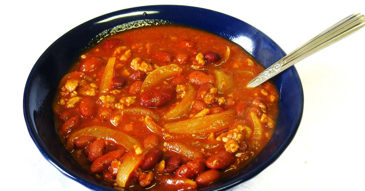 Gluten Free Turkey Chili  The Gluten Free Spouse Turkey Chili naturally gluten free