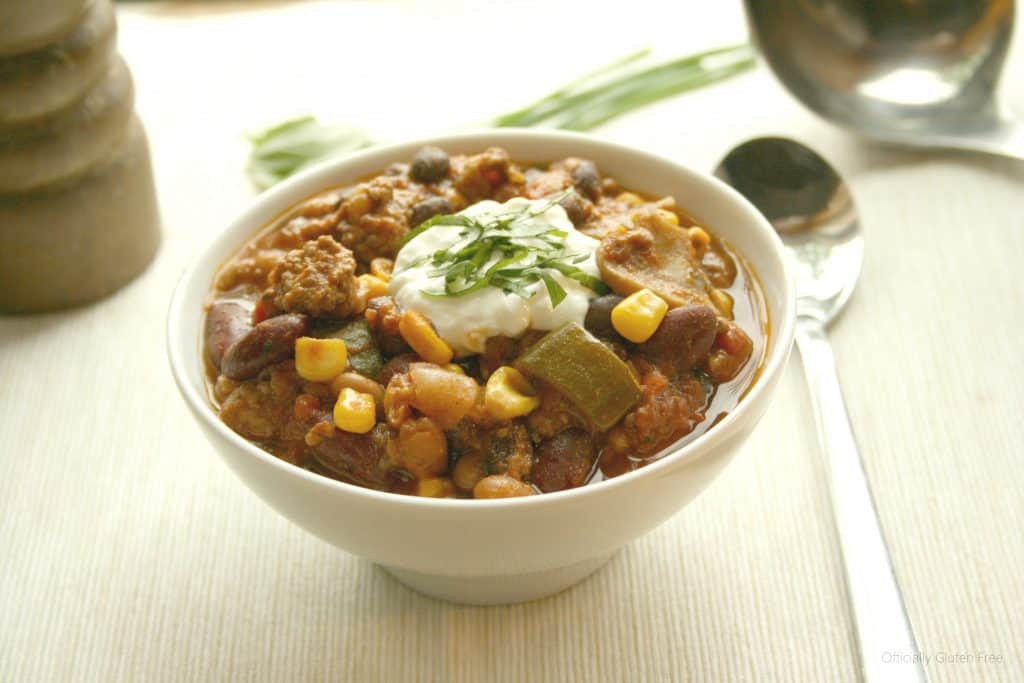 Gluten Free Turkey Chili  Turkey Chili
