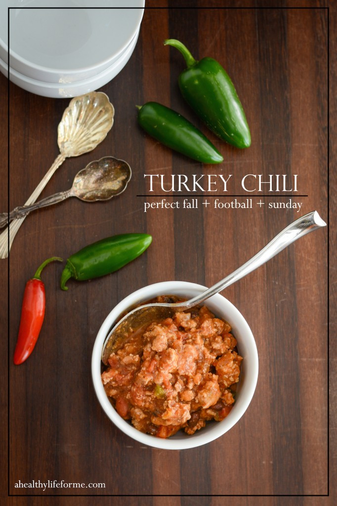 Gluten Free Turkey Chili  Turkey Chili A Healthy Life For Me