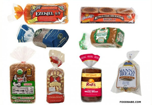 Gluten Free Vegan Bread Brands  Why Must You KNOW and CHECK THIS Every Time You Buy Bread