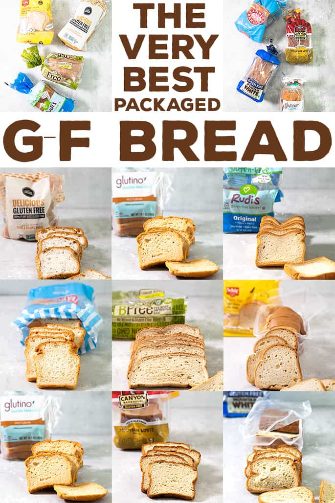 Gluten Free Vegan Bread Brands  The Best Gluten Free Bread
