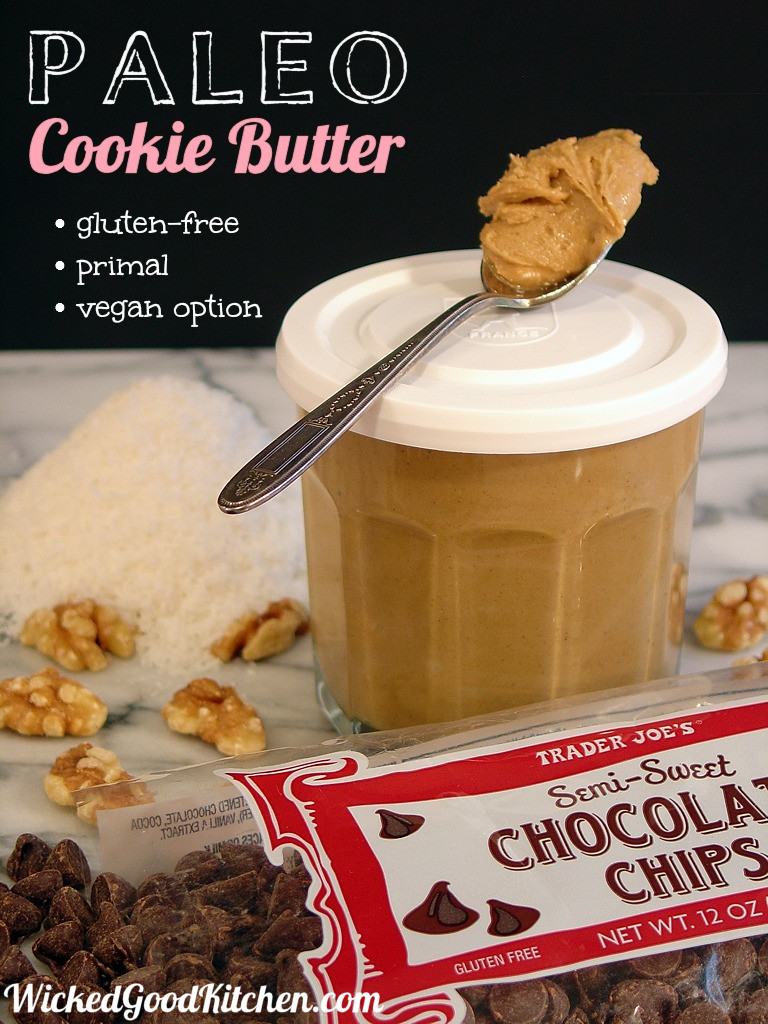 Gluten Free Vegan Bread Brands  Paleo Cookie Butter gluten free primal & vegan