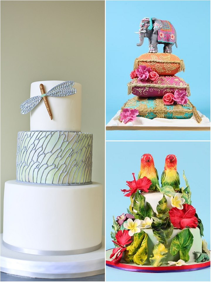Gluten Free Wedding Cakes  The Gluten Free Wedding Cake Guide
