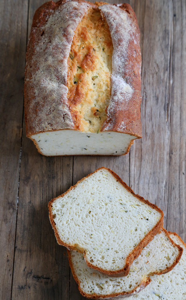 Gluten Free Yeast Bread Recipe  Gluten Free Zucchini Yeast Bread ⋆ Great gluten free