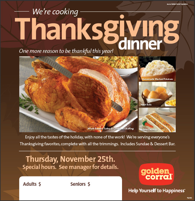 Golden Corral Easter Dinner  Printable Thanksgiving Coupons – Happy Easter