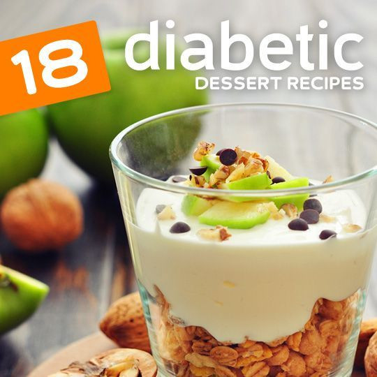 Good Desserts For Diabetics  This is an awesome list of my favorite diabetic dessert
