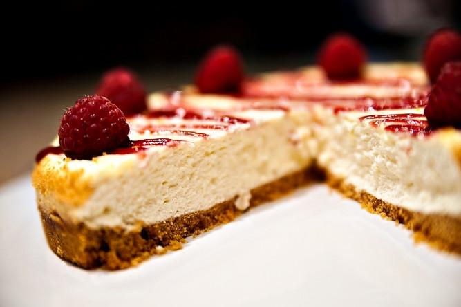 Good Desserts For Diabetics  Diabetic Dessert Recipe Creamy Cheesecake with Fresh
