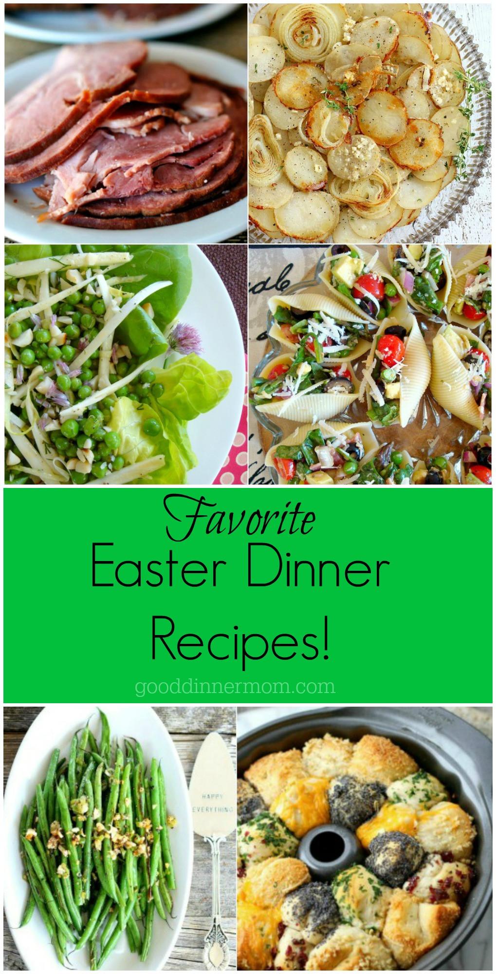Good Easter Dinner  Easter Dinner Recipes – Good Dinner Mom