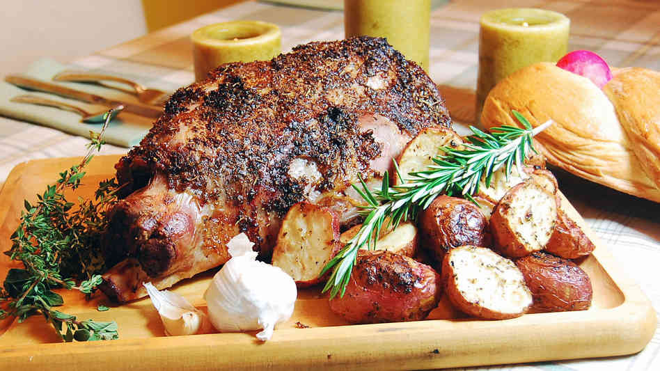 Good Easter Dinner  A Good Easter Dinner Could Be Greek To You NPR