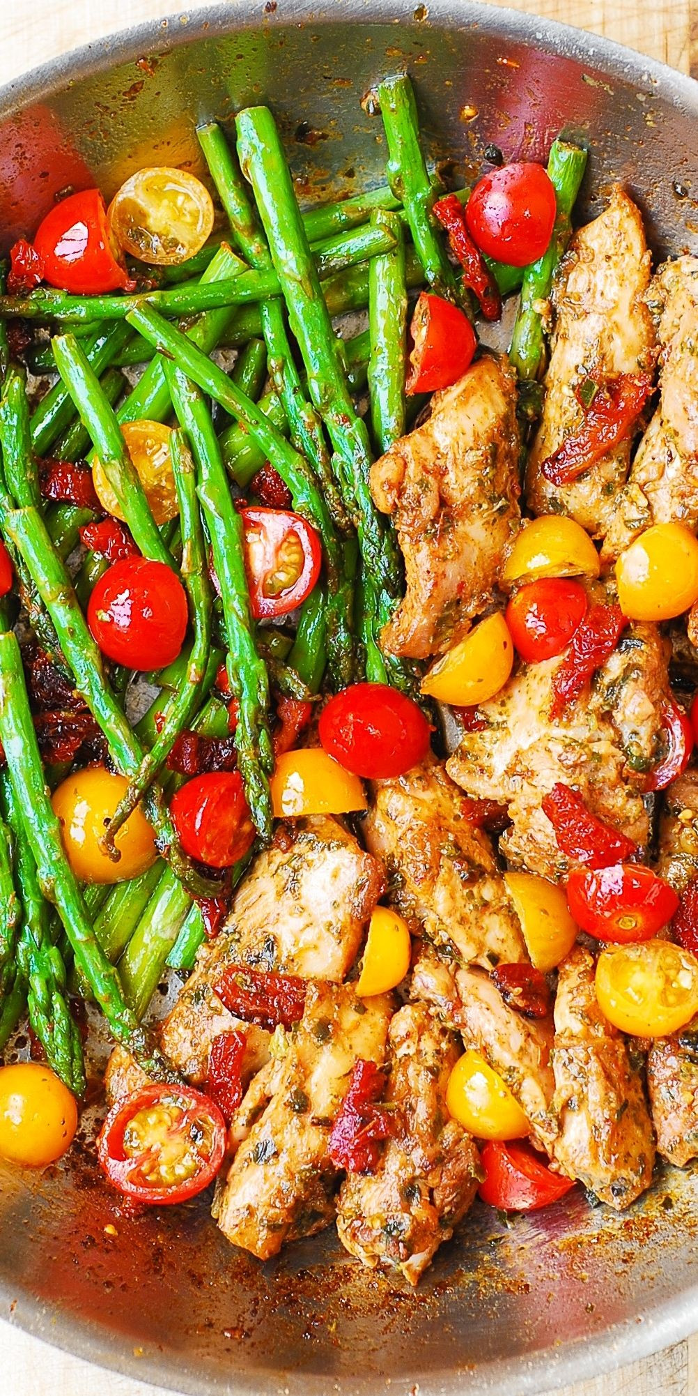 Good Healthy Dinners  Quick and simple healthy dinner for any day