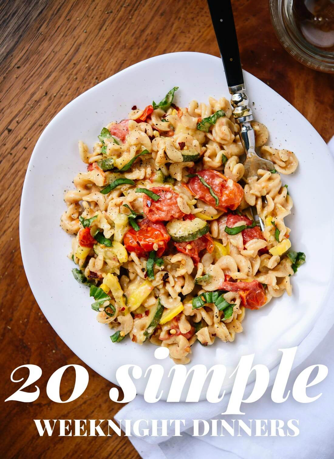 Good Healthy Dinners  20 Simple Ve arian Dinner Recipes Cookie and Kate
