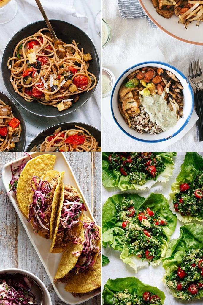 Good Vegan Dinners  Fast and Easy Vegan Dinner Recipes