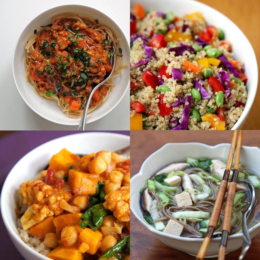 Good Vegan Dinners  Healthy Vegan Dinner Recipes