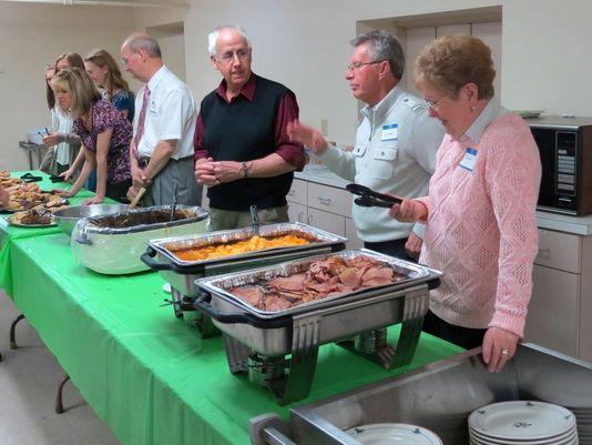 Grace For Easter Dinner  Grace Lutheran serves free Easter dinner