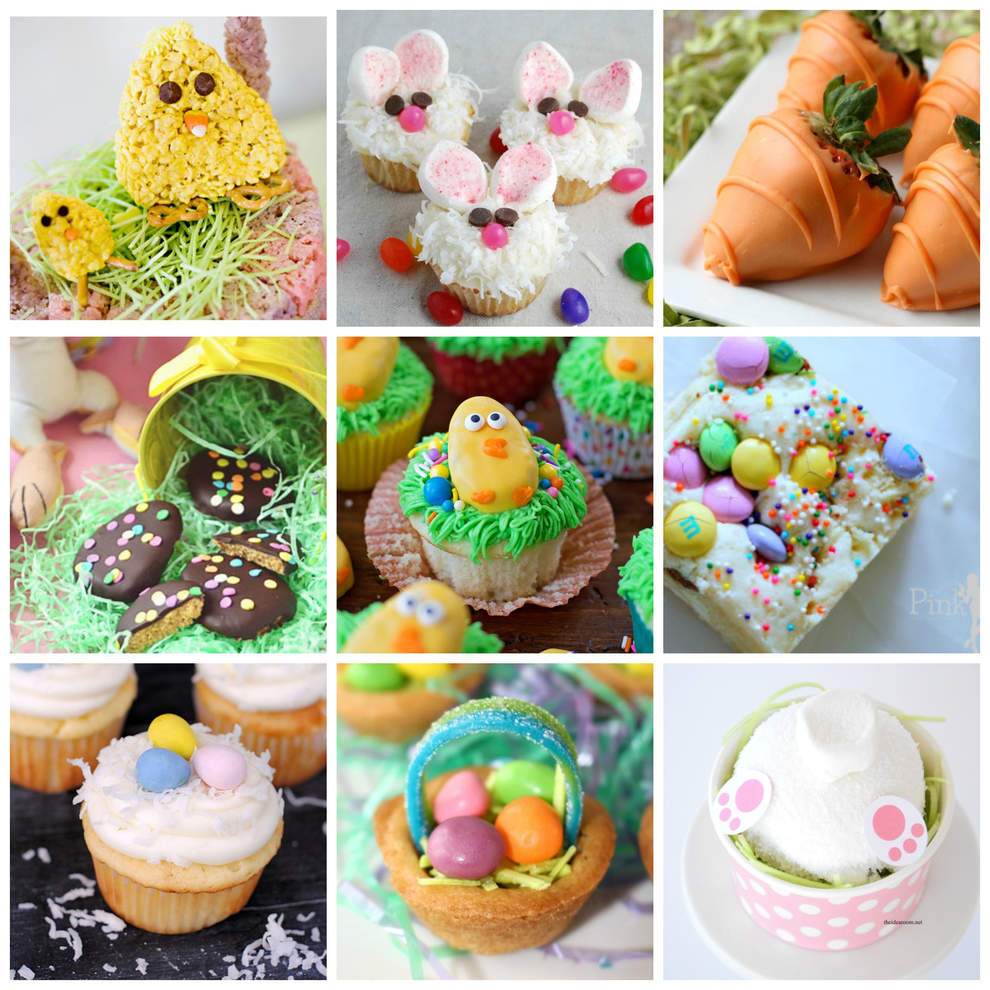 Great Easter Desserts  Easter Desserts 20 ideas for you The Country Chic Cottage