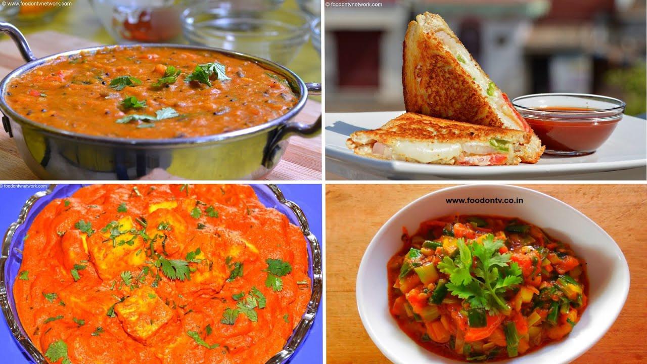Great Vegetarian Recipes  Best 5 Recipes for Beginner